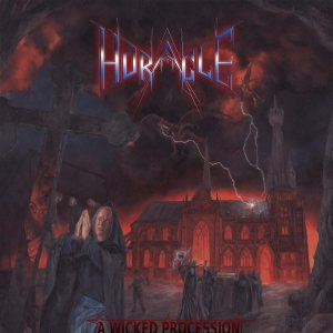 Horacle - A Wicked Procession cover art