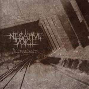 Negative Voice - Dissonance cover art