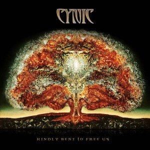 Cynic - Kindly Bent to Free Us cover art