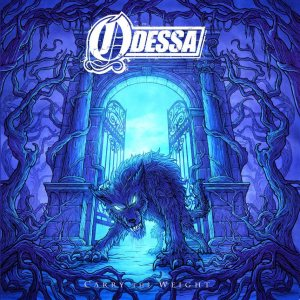 Odessa - Carry the Weight cover art