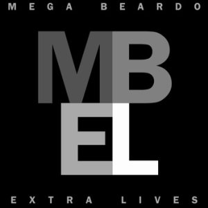 Mega Beardo - Extra Lives cover art