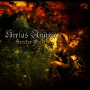 Hortus Animae - Secular Music cover art