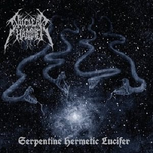 Nuclearhammer - Serpentine Hermetic Lucifer cover art