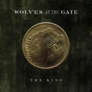 Wolves At the Gate - The King cover art