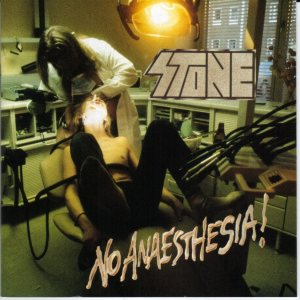 Stone - No Anaesthesia! cover art