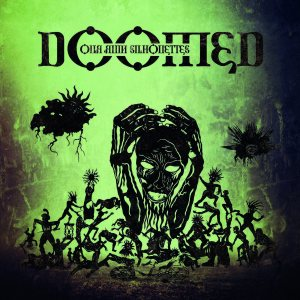 Doomed - Our Ruin Silhouettes cover art
