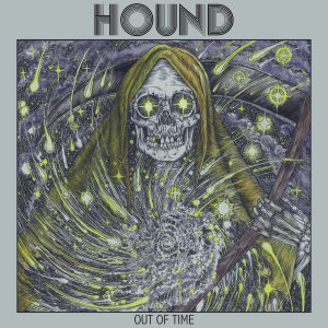 Hound - Out of Time cover art