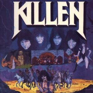 Killen - Killen cover art