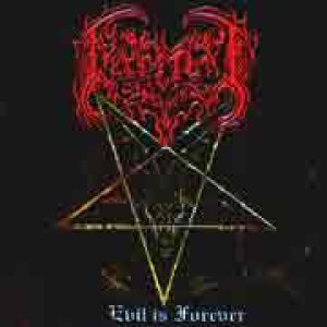 Perpetual Darkness - Evil Is Forever cover art