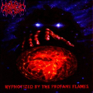 Torment - Hypnotized by the Profane Flames cover art