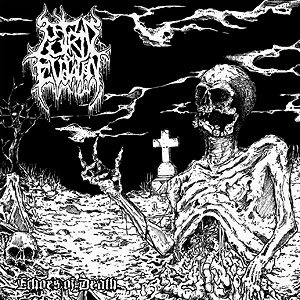 Putrid Evocation - Echoes of Death cover art