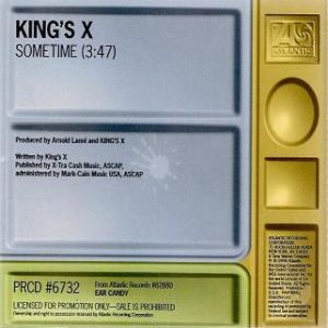King's X - Sometime cover art