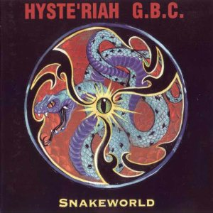 Hyste'riah G.B.C. - Snakeworld cover art