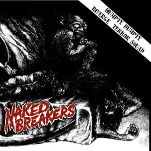 Terror Squad / Riverge - Naked Breakers cover art