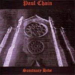 Paul Chain - Sanctuary Heve cover art