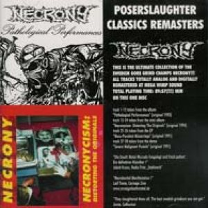 Necrony - Poserslaughter Classics Remasters cover art