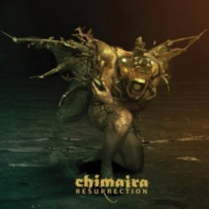 Chimaira - Resurrection cover art