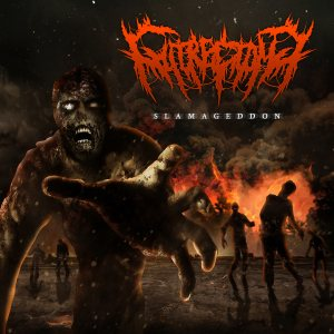 Gutrectomy - Slamageddon cover art