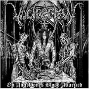 Vociferian - On Angelbones Blood Altarized cover art
