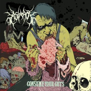 Astarot - Consume Your Guts cover art