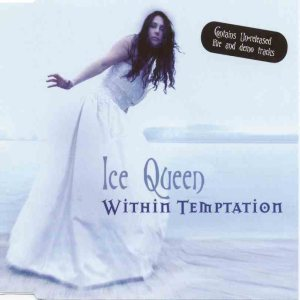 Within Temptation - Ice Queen cover art