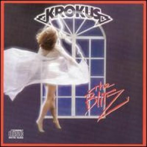 Krokus - The Blitz cover art