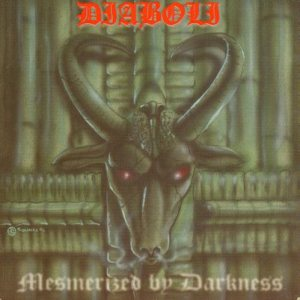 Diaboli - Mesmerized By Darkness cover art