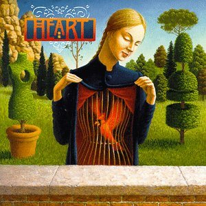 Heart - Greatest Hits cover art