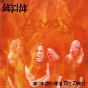 Deicide - Amon: Feasting the Beast cover art
