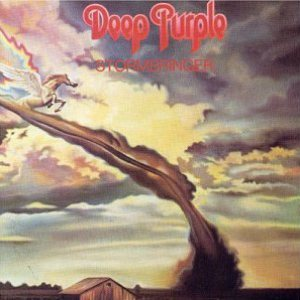 Deep Purple - Stormbringer cover art