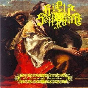 Hills of Sefiroth - Of Disease and Desperation cover art