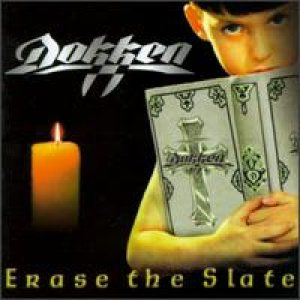 Dokken - Erase the Slate cover art