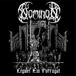 Nominon - Legiôes Em Portugal cover art