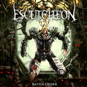 Escutcheon - Battle Order cover art