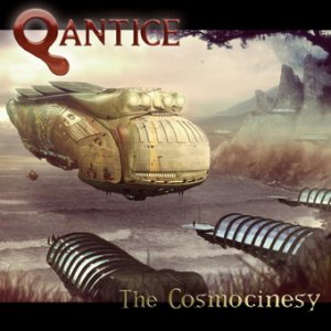 Qantice - The Cosmocinesy cover art