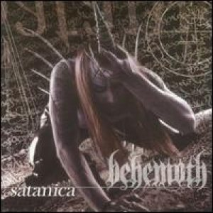 Behemoth - Satanica cover art