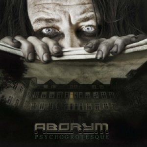 Aborym - Psychogrotesque cover art