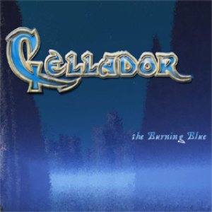 Cellador - The Burning Blue cover art