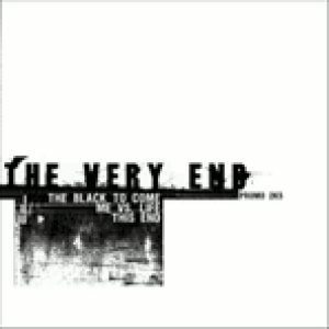 The Very End - Promo 2005 cover art