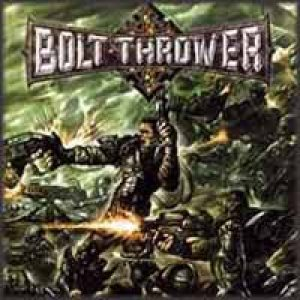 Bolt Thrower - Honour Valour Pride cover art