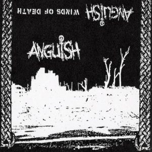 Anguish - Winds of Death cover art