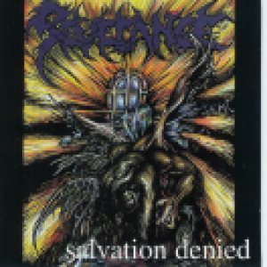 Severance - Salvation Denied cover art