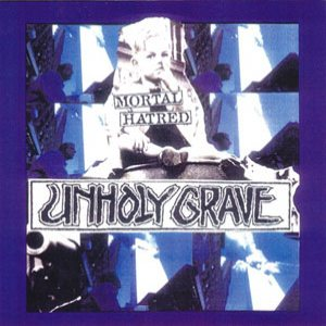 Unholy Grave - Unholy Grave / Fetus Eaters cover art