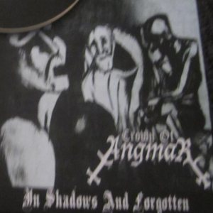 Crown of Angmar - In Shadows and Forgotten cover art