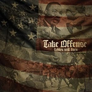 Take Offense - Tables Will Turn cover art