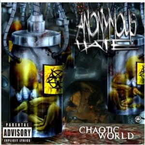 Anonymous Hate - Chaotic World cover art