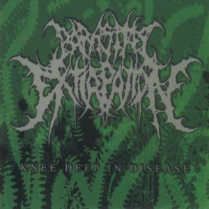 Parasitic Extirpation - Knee Deep in Disease cover art