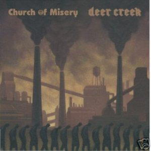 Church of Misery - Church of Misery / Deer Creek cover art