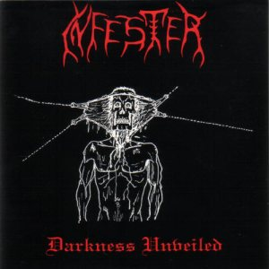 Infester - Darkness Unveiled cover art