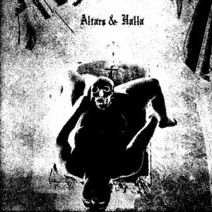 Halla - Altars & Halla Split 7 cover art